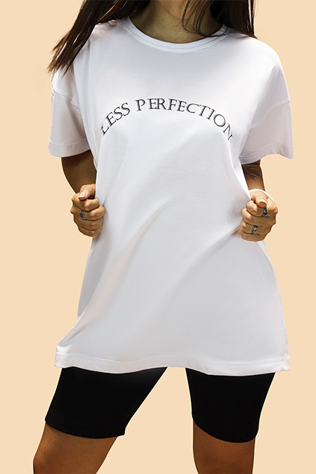 less perfection